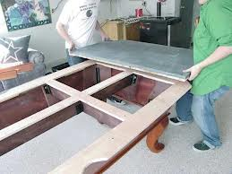 Pool table moves in Spokane Washington