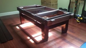 Correctly performing pool table installations, Spokane Washington
