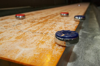 SOLO® Shuffleboard Movers Spokane, Washington.
