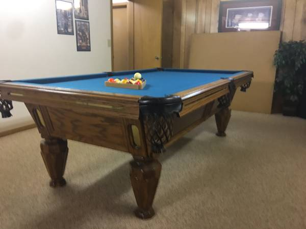 Spokane Pool Table Movers & SOLO® - Spokane Valley - Olhausen Pool Table-31