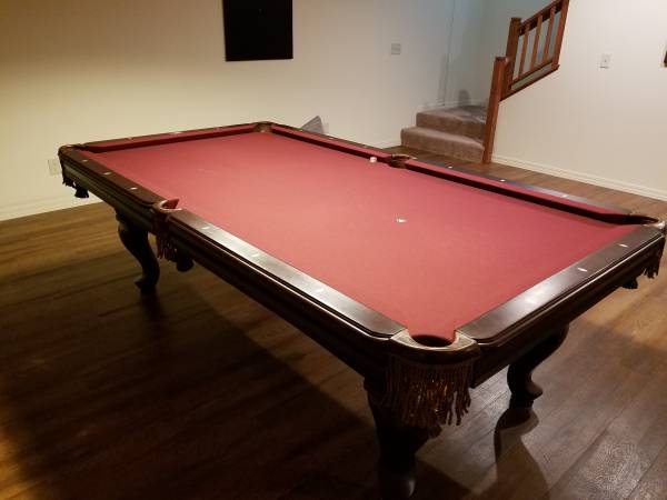 Pool Tables For Sale Sell A Pool Table In Spokane Washington - Pool table pick up
