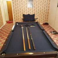 9ft 3 Piece Slate Brunswick