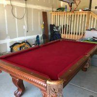 Very Nice Pool Table