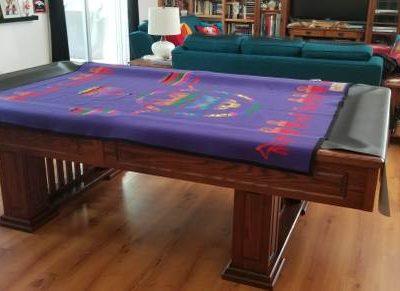 Olhausen 8' Monterey Pool Table
