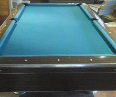 Fischer Questor Pool Table