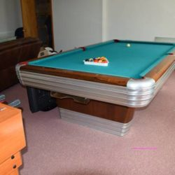 Centennial Pool Table