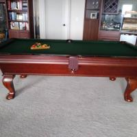 Highline Billiards Spencer Marston Pool Table