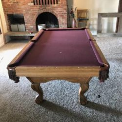 Pool Table/Accessories