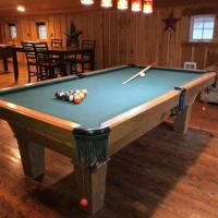 Olhausen Drake 8' Pool Table