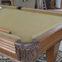 Olhausen 1980's Pool Table