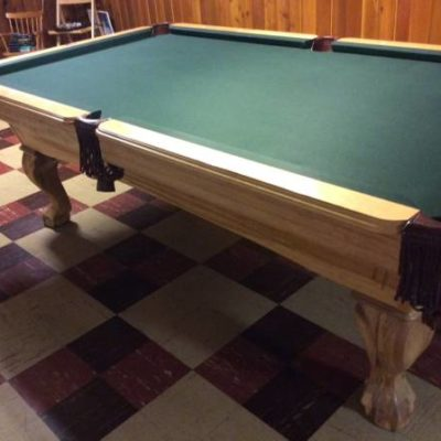 Beautiful Pool Table for sale.