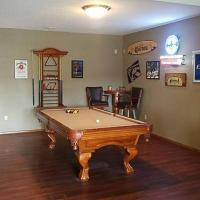 Legacy 8ft Pool Table