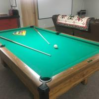 Bar Size Pool Table
